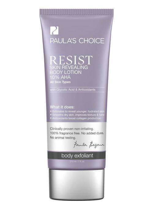 RESIST Skin Revealing Body Lotion 10% AHA