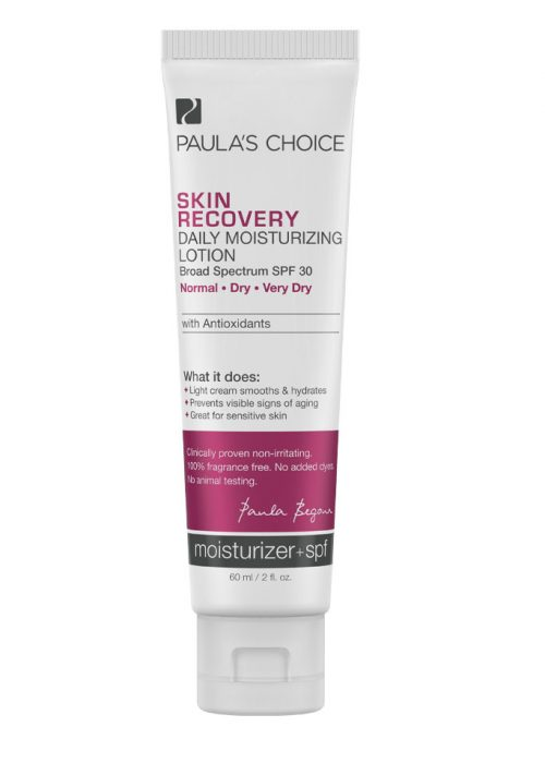 Skin Recovery Daily Moisturizing Lotion SPF30