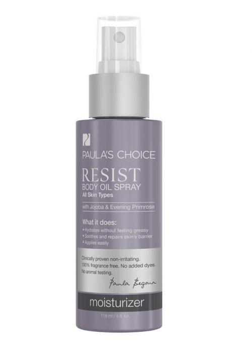 RESIST Body Oil Spray